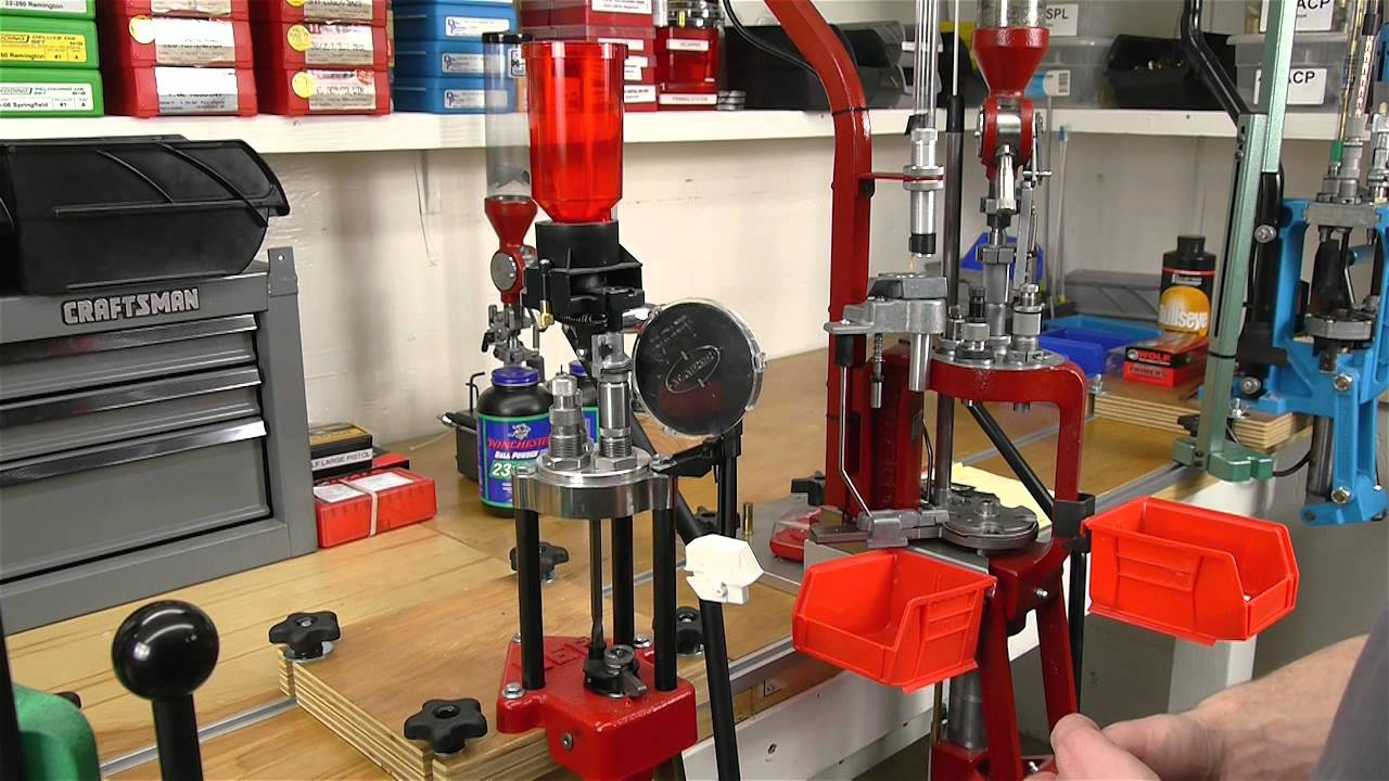 Best Reloading Press Reviews Amp Buying Guide December 2019