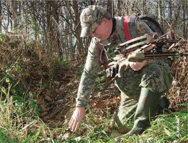 To increase safety, crossbow quivers should be equipped with a broadhead cover.
