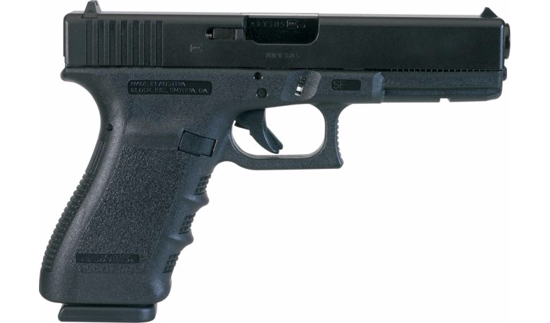 Glock Standard-Frame Fixed-Sight Pistols