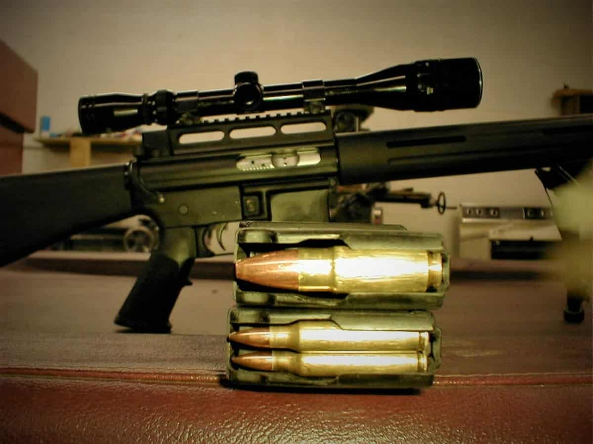 The 458 socom vs 50 beowulf extra big bore ar cartridges for Mobilia 50 ar