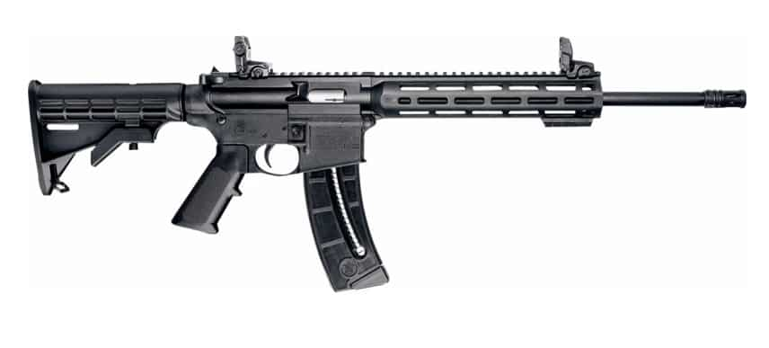 Smith & Wesson® M&P 15-22 Sport .22 LR Semiautomatic Rifles