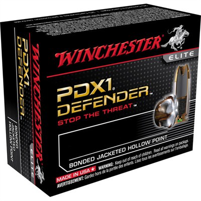 Winchester 95gr PDX1