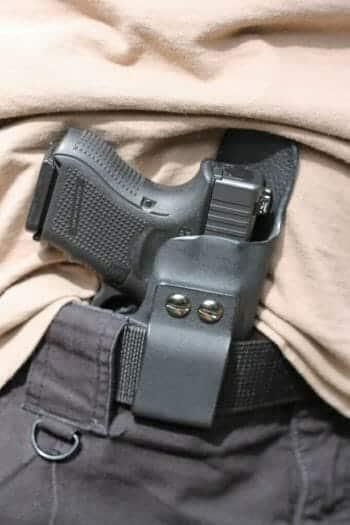 Glock 26 Gen 4 Review - Conceal Carry