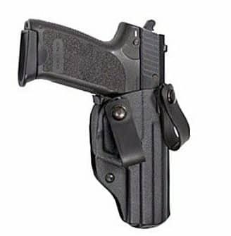 Blade-Tech Nano IWB Holster; Glock 22 Black