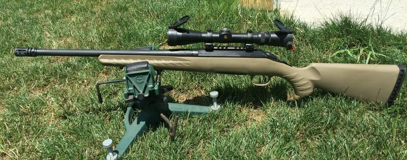 Ruger American Ranch Rifle - 5.56x45