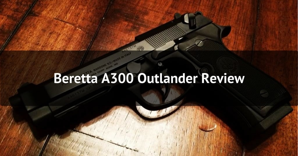Beretta 96A1 Review - Featured Image