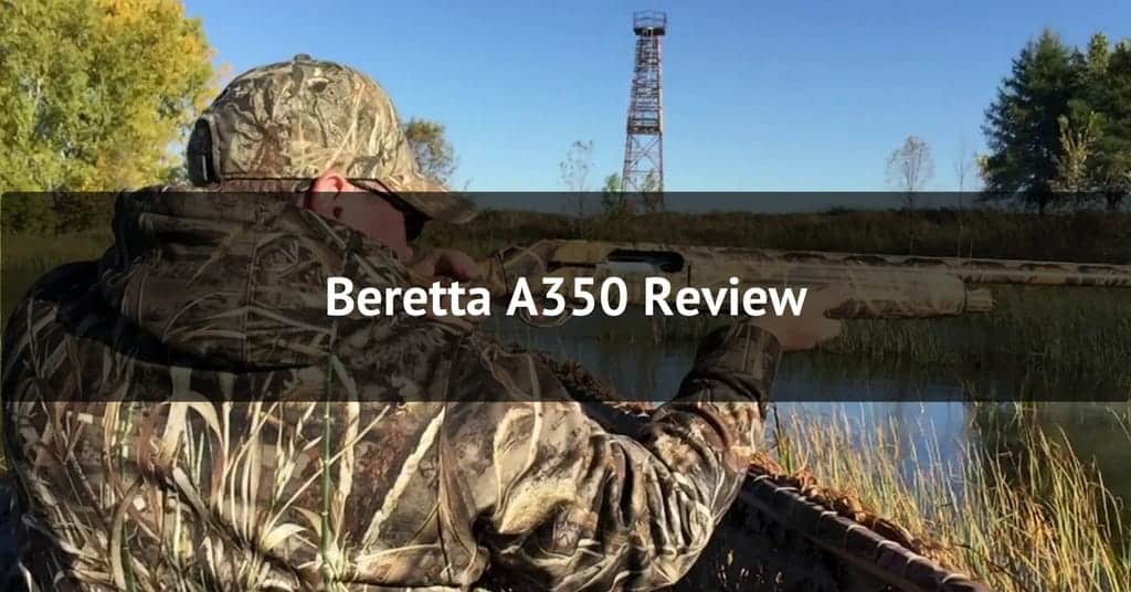 Beretta A350 Review - Featured Image-min