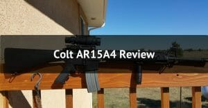 Colt AR15A4 Review - Featured Image