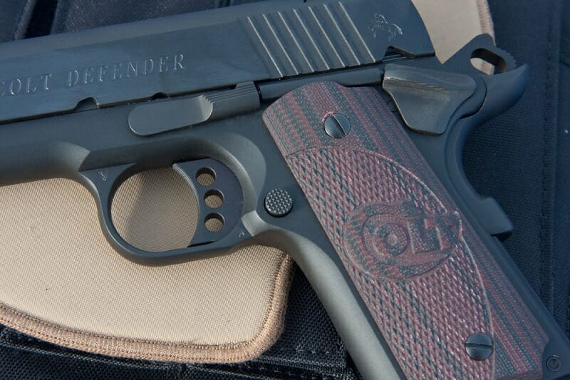 Colt Defender review - 2
