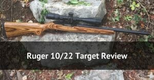 Ruger 1022 Target Review