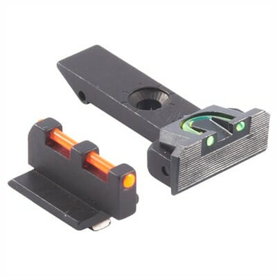 WILLIAMS GUN SIGHT - RUGER® REVOLVER FIRE SIGHT FIBER OPTIC SIGHT SETS
