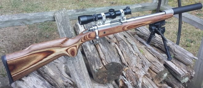 The Ruger 77/357