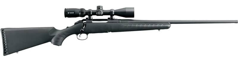 Ruger American with Vortex scope