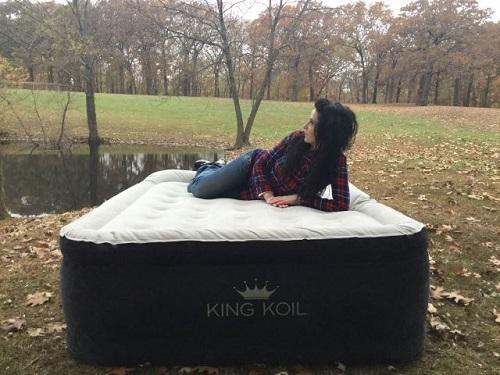 King Koil Queen Air Mattress