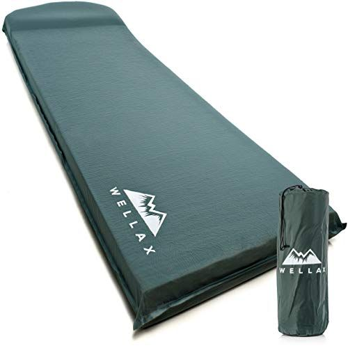 WELLAX Comfort Plus Sleeping Pad