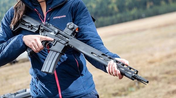 Sig Sauer M400 Profile