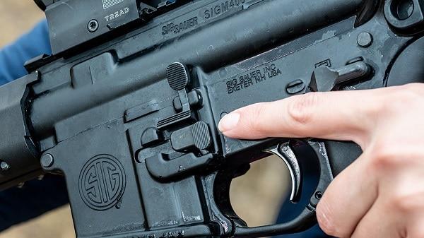 Sig Sauer M400 Trigger