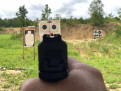 Springfield Armory XD-S - Front sights