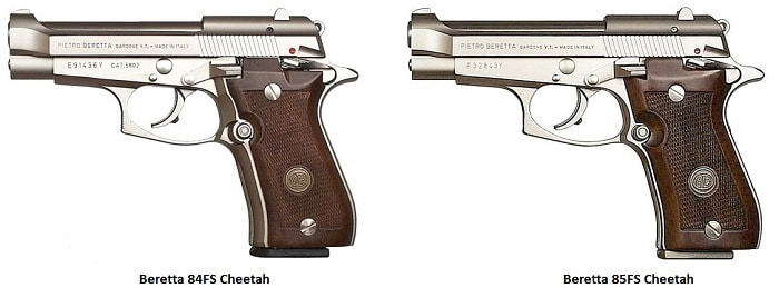 Beretta 84FS - 85FS Cheetah