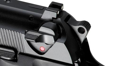 Beretta 96A1 - hammer