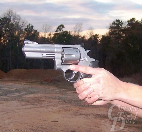Taurus Model 44 - on hand