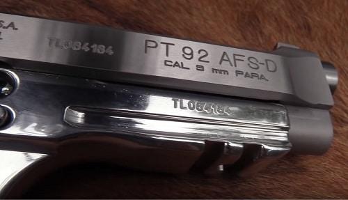 Taurus PT92 - 3