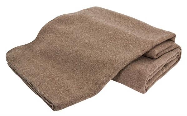 Creswick Australian Mills Hobart Machine Washable Australian Wool Blend Blanket