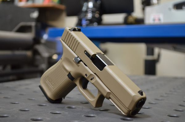 Glock 19 Gen 5 - review