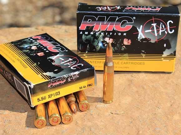 PMC 55gr X-Tac